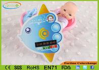 Bande changeante de thermomètre de Bath de bébé de couleur d'OEM pour le cadeau de promotion de baignoire en ventes